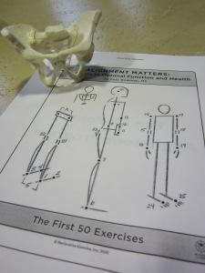 Restorative Exercise(tm) Alignment Points
